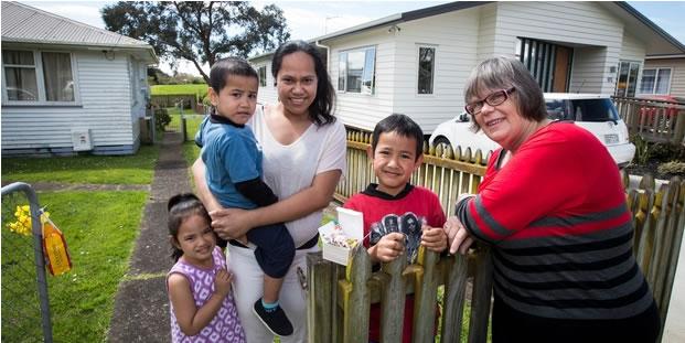 'Bad street' safer with seniors - NZ Herald